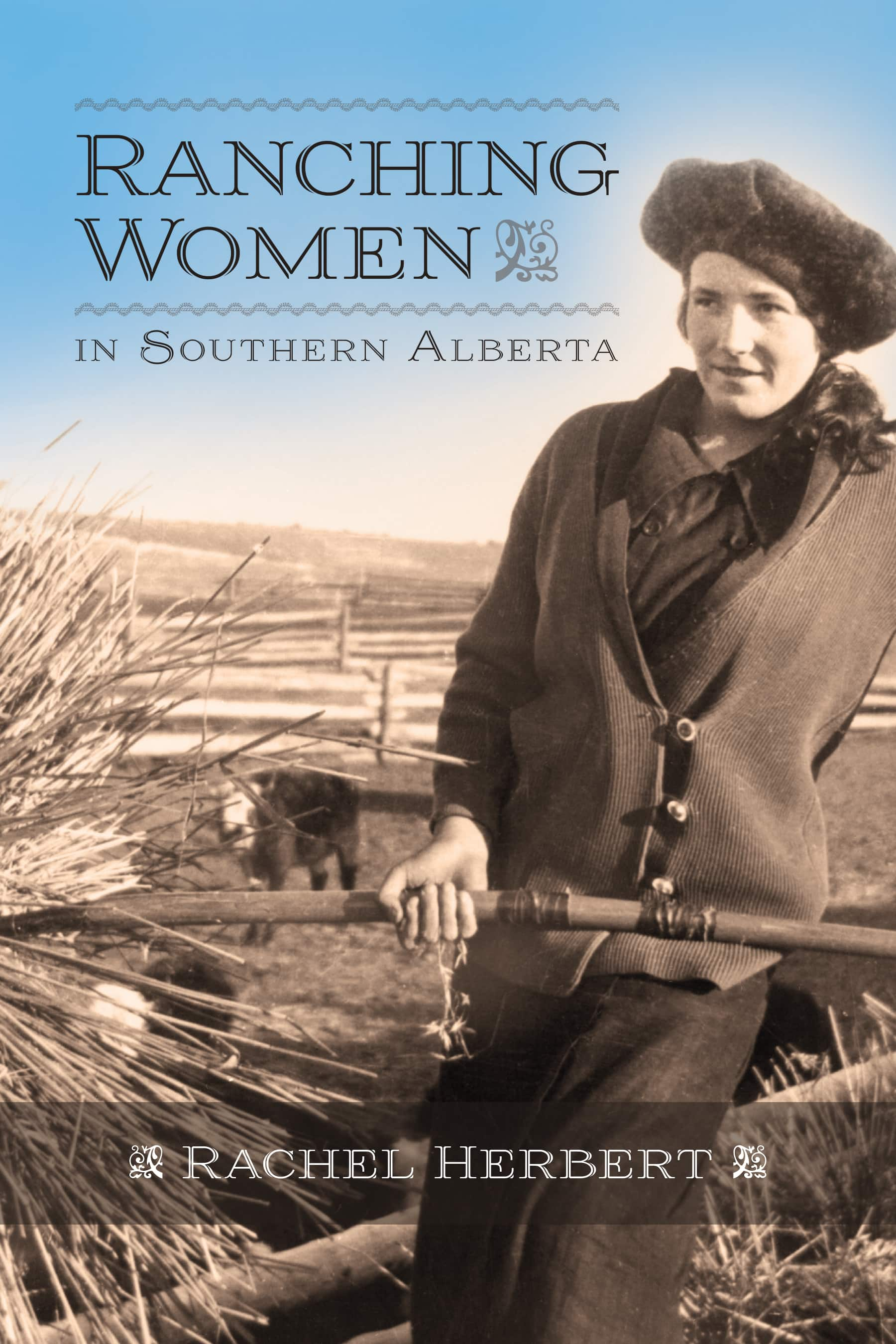 women ranchers book history