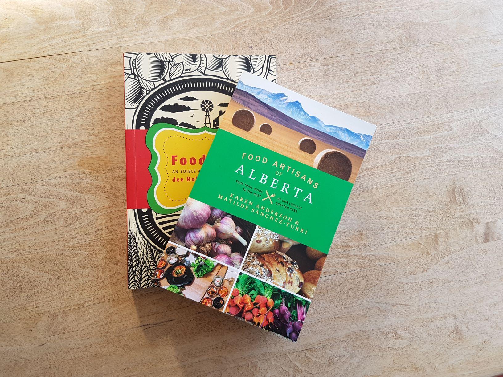 local food books