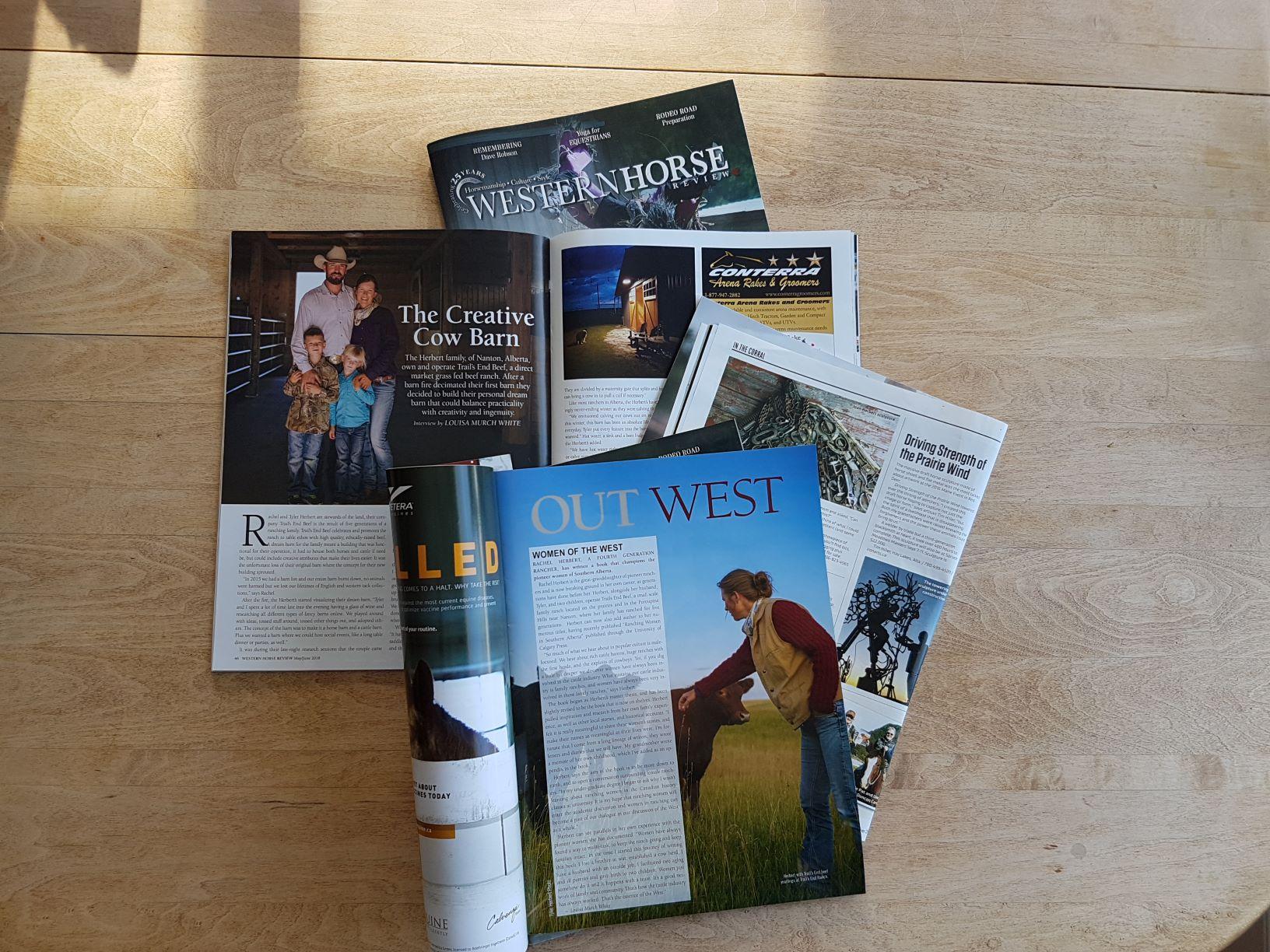local magazines
